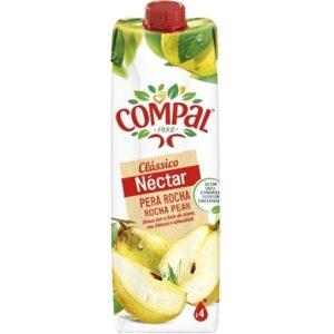 Sumo Compal Classico Nectar Pera 1 L