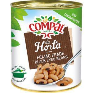 Feijão Compal Frade 845 g