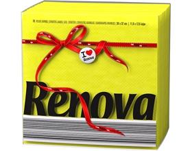 Guardanapo Renova Red  Label Amarelo 70un