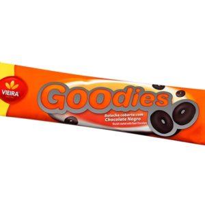 Bolacha Goodies Chocolate Negro 150 g