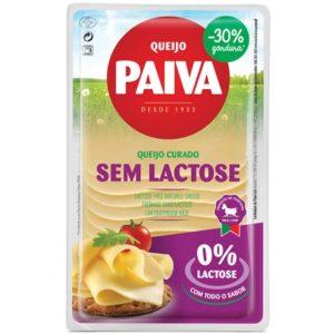 Queijo Paiva 0% Lactose 100g
