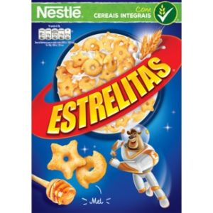 Estrelitas Mel Cereais 300g
