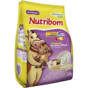 Nutribom Maça/Banana  Bolsa 230g
