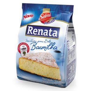 Mistura P/Bolo Baunilha Renata 400g