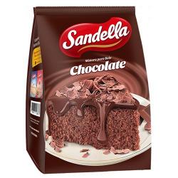 Mistura para Bolo Sandella Chocolate 400g