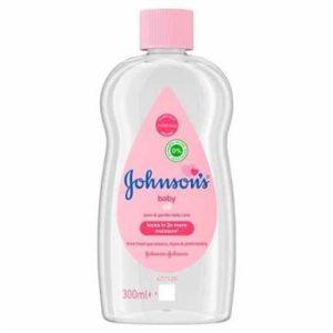 Johnsons Baby Oleo 300ml