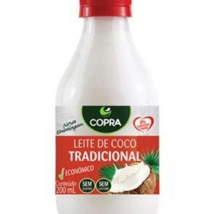Leite de Coco Copra Tradicional 200 ml