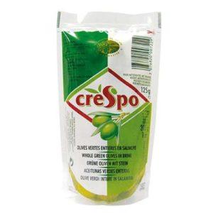 Azeitona Crespo 125g