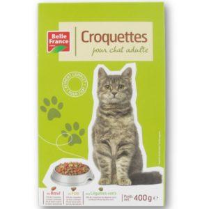 Croquettes Pour Cat Adulte 400g
