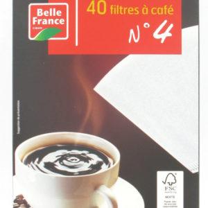 Filtro P/café Nº4