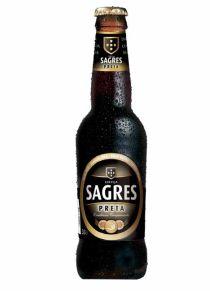 Cerveja Sagres Preta 33cl