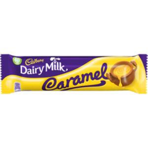 Chocolate Dairry Milk  Caramel 45g