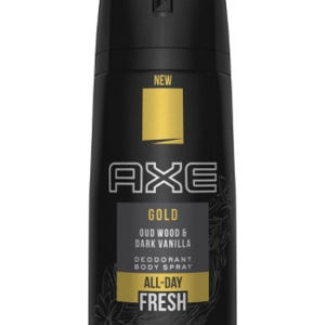 Spray Axe Gold 150ml