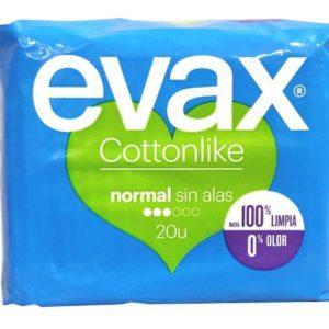 Penso Higienico Evax 20un