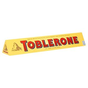 Chocolate Toblerone Swiss Milk 100g