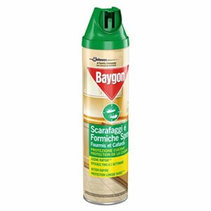 Insecticida Baygon – Barata e Formigas 400ml
