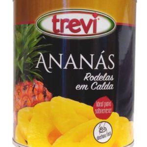 Ananas Rodelas Trevi 820g