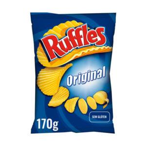 Batata Fritas Ruffles Original 170g