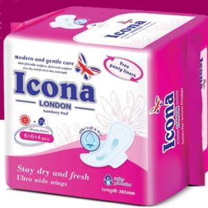 Penso Icona Rosa 16unid