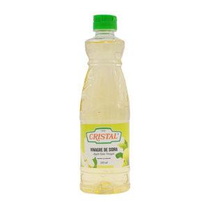 Vinagre de Sidra Biologico 5% Cristal 500ml