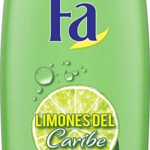 Gel de Banho FA Limones Del Caribe 550ml