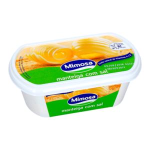 Manteiga Mimosa com Sal 250g