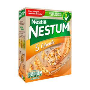 Nestum 5 Cereais Nestle 250g