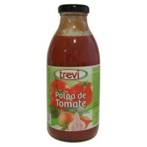 Polpa Tomate Com Cebola E Alho Trevi 500g