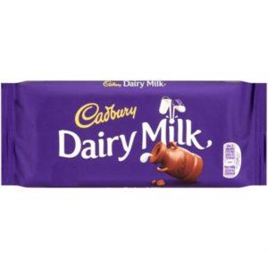 Milka Chocolate Dairry Milk 110g