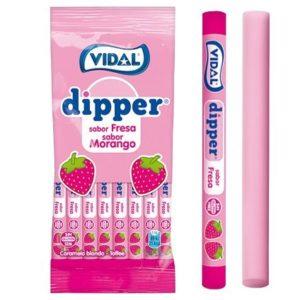 Drops Vidal sabor Morango 5,5g