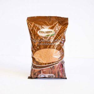 Açúcar moave natural castanho 1k