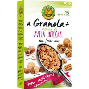 A Granola + Aveia Integral Cem Porcento 350g