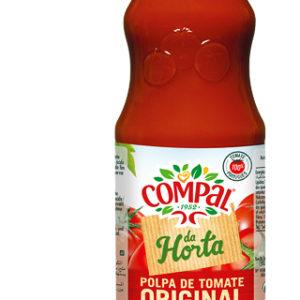 Polpa de Tomate Compal Original 500g