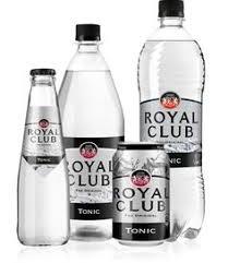 Água Tônica Royal Club Lata 24x 330 ml