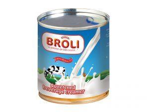 Leite Condensado Broli 390g