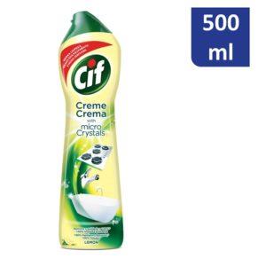 Cif Creme Limão 500 ml