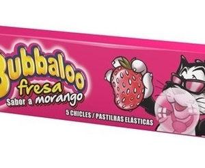 Bubnaloo Fresa Sabor Morango 38g