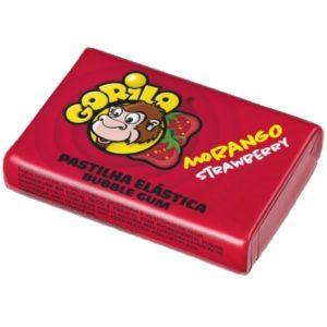 Caixa Gorila Mini Power Morango