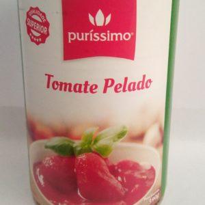 Tomate Pelado Puríssimo 390g