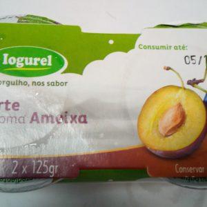Iogurel Ameixa 2*125g