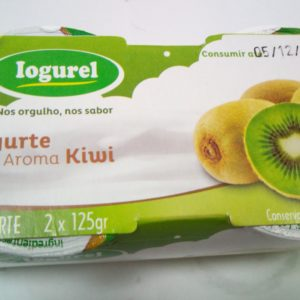Iogurte Sólido Kiwi 2×125 g