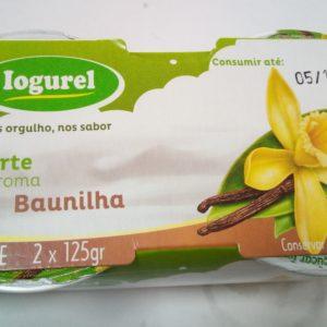 Iogurel Baunilha 2x125g