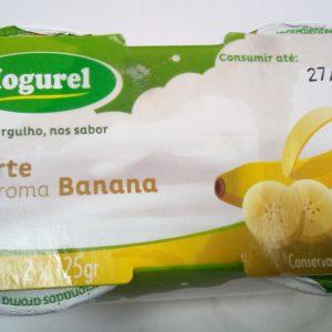 Iogurte Sólido Banana 2x125g