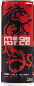 Mega Force Energetico 250 ml