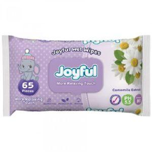 Toalhitas Joyfull 65 pc