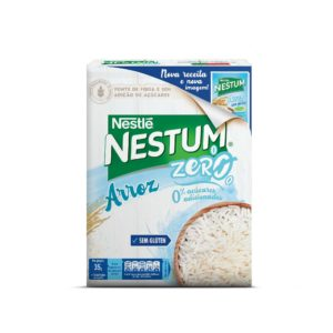 Nestum Arroz Nestle 0% Açucar 250g