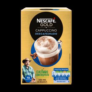 Nescafe Cappuccino Descafeinado 125g