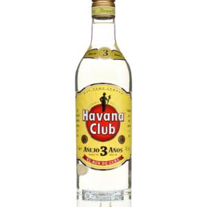 Havana Club 3 Anos 75 CL