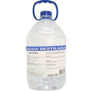 Agua Destilada Rio Bravo 5L