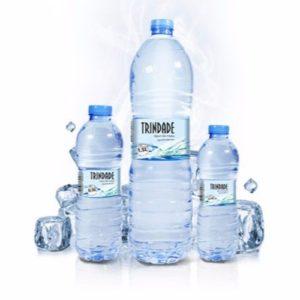 Embalagem de Água Trindade 24×0,33ml